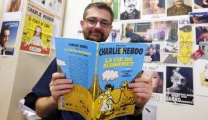FRANCE-MEDIA-CHARLIE HEBDO
