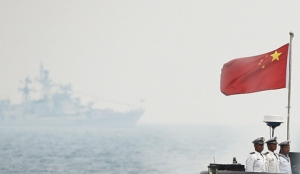 China Marks 60 Years Of The Chinese Navy