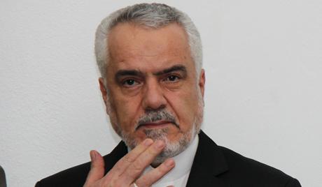 IRANIAN VICEPRESIDENT, MOHAMED REZA RAHIMI, VISITS HAVANA