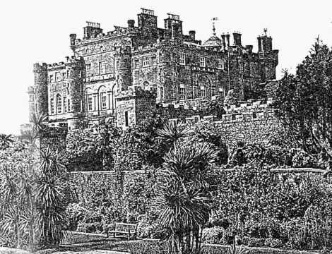 8 Ла Марета Castle