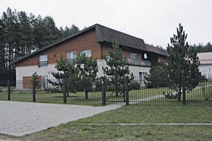 Учебният център на МВР на Литва, намиращ се около Вилнюс, е бил затвор на ЦРУ. Снимка Ройтерс
