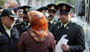 Crackdown to enforce Islamic dress code