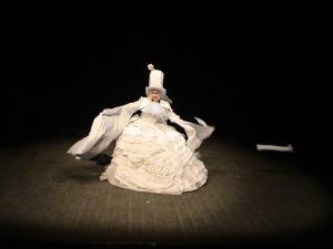 """2008 – """"Аз, Душата"""" –– Родопски драматичен театър """"Николай Хайтов""""Смолян; реж. П. Тодоров"""