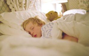 А малчуганите мнооого обичат да спят