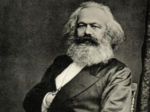 Karl-Marx-portre