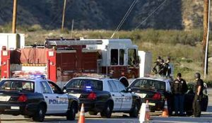 Manhunt for suspected killer Christopher Dorner