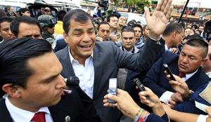 Elections in Ecuador