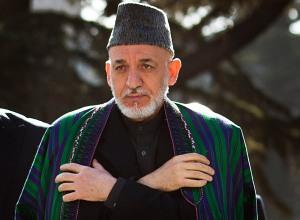APTOPIX Afghanistan Karzai