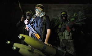 PALESTNIAN-ISRAEL-MILITANTS-WEAPONS