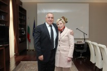 Бойко Борисов и княгиня Калина