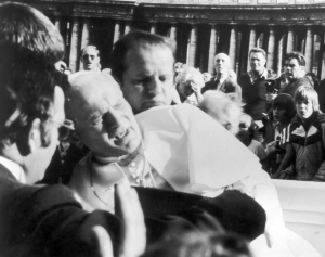 (FILE PHOTO) The Beatification Of Pope John Paul II