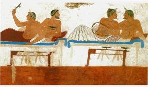 WallPaintingTomb_Paestum_Italy_GreekColony_sm