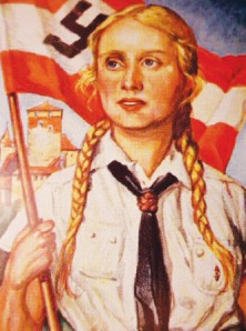 171-0825102108-HitlerYouthGirlWithFlag