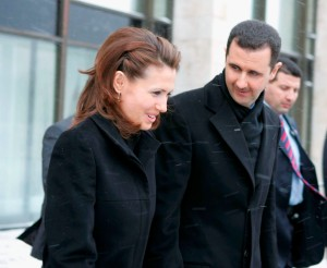 Syrian President And Wife Pay Official Visit To Moscow