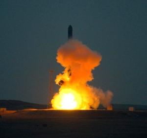 CryoSat 2 launch by Dnepr