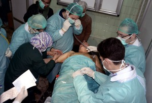 Mideast Syria Chemical Weapons