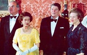 QUEEN SUMMIT LEADERS 1984