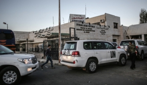 Эксперты ООН по химическому оружию завершили работу в Сирии