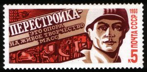 perestroyka