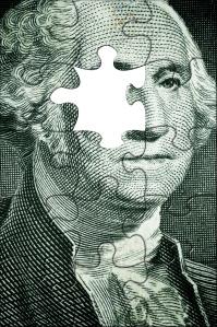 Washington puzzle(without eye)
