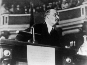 russian-communist-leader-vladimir-lenin-delivering-speech-at-a-session-of-the-second-congress
