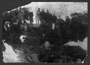 Разстреляни болшевики
