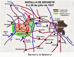 25 Bitkata za Brunete 1937