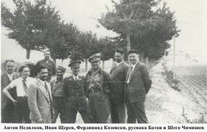 2d D Nedyalkov, I Shterev, Kozovski, Batov, Chimishev