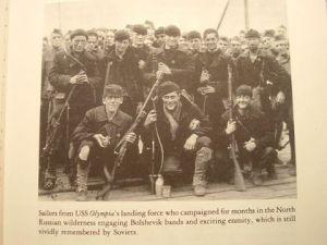 Американски ловци на болшевики