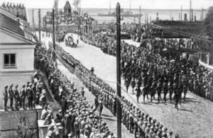 Десант на Антантата в Архангелск, август 1918 г.