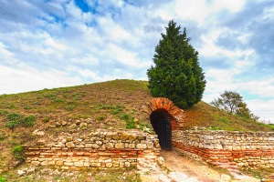 Thracian Tomb of Pomorie