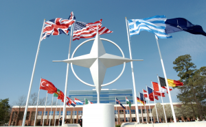 NATO-symbol-member-state-flags