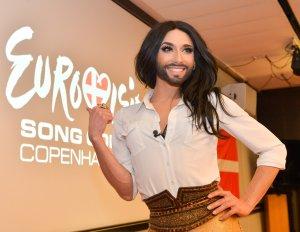 Conchitas Song für Kopenhagen: ?Rise Like a Phoenix?