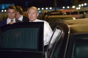 Путин в Куба 92390-1