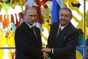 Путин в Куба 92390-4
