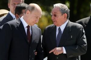 Официальный визит президента России В.Путина на Кубу