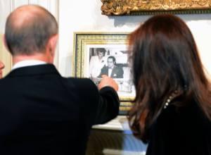 Путин и Кристина 910_n