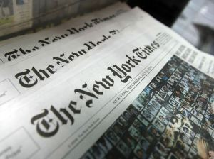 The New York Times y10