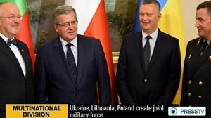 Полша Украйна, Литва _big