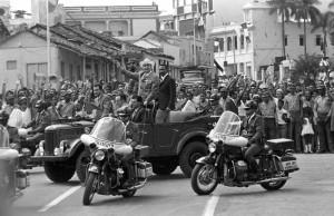 Визит на Кубу Леонида Брежнева, 1974 год