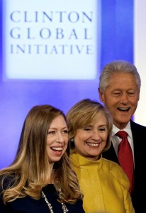 Chelsea Clinton gives birth to daughter