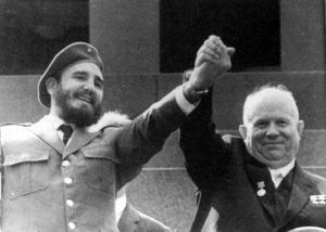 Фидел Хрушчов castro-khrushchev-2