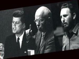 Фидел Хрушчов Кенеди 1