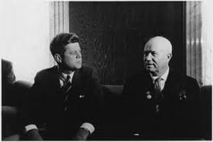 Фидел Хрушчов Кенеди es