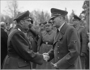 Хитлер цар Борис-a