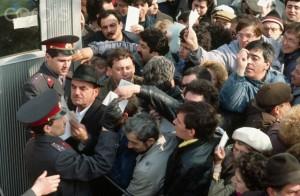 Muscovites Applying for Emigration