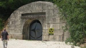 Fallout shelter bunker
