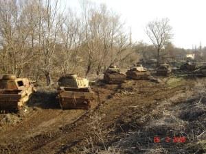 Немски танкове в БГ 9