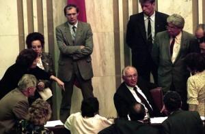 СССР Горбачов 1