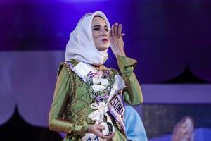 Miss World Muslimah 2014.